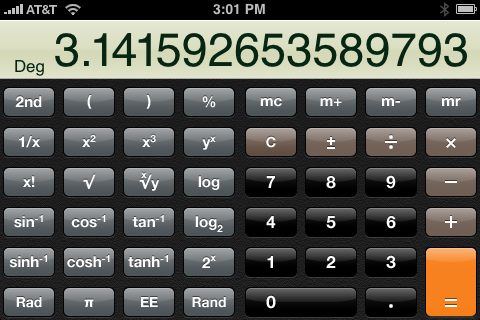 Iphone 20 Calculator All This