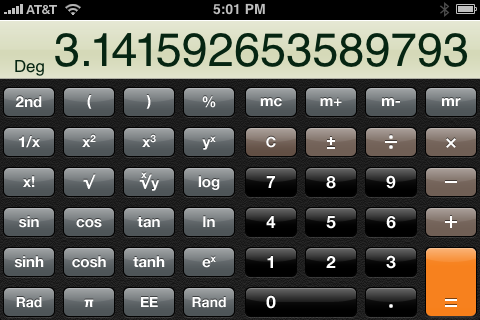how to use the log function on a scientific calculator