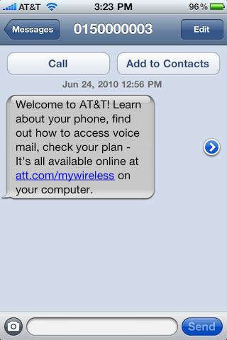 text message to nextel: