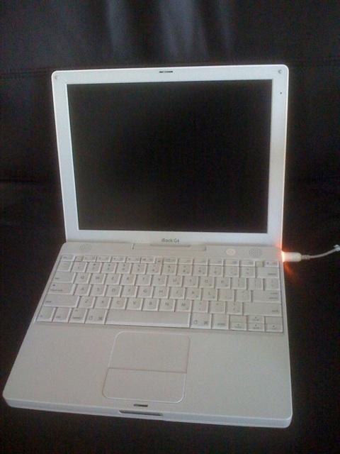 12″ iBook G4
