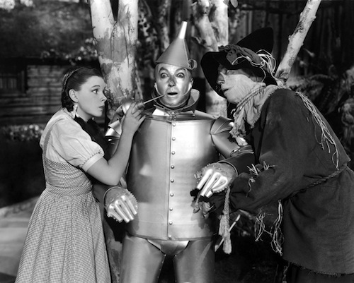 Publicity still from The Wizard of Oz